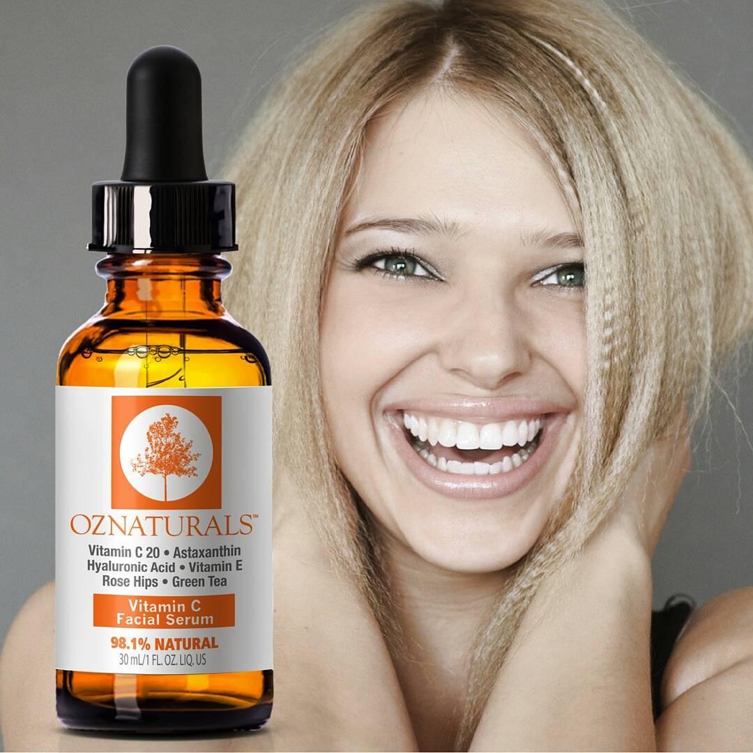 oz naturals vitamin c