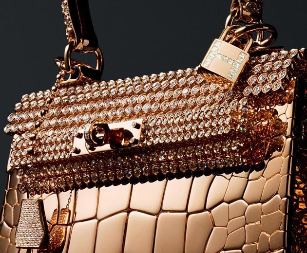 Túi xách đắt đỏ Hermès