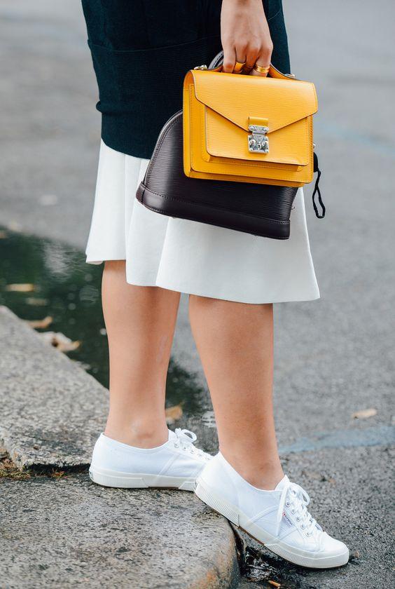 Mini bags gam vàng
