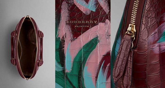 BST Bloomsbury túi xách tinh xảo