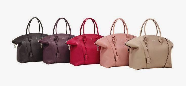 Chiếc túi Lockit xinh đẹp